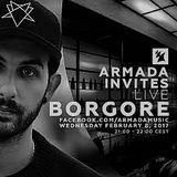 Borgore - Armada Invites (Armada Office Club Amsterdam, Netherlands) - 08.FEB.2017