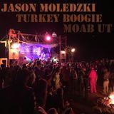 Jason Moledzki @ Turkey Boogie, Moab UT