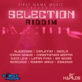 Selection Riddim Mix Promo (First Name Music-2013) - Selecta Fazah K.
