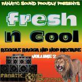 Fresh n Cool * Reggae-Ragga-Hip Hop Mixtape (Volume°2)