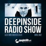 DEEPINSIDE RADIO SHOW 182 (Louie Vega Artist of the week)