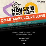 Omar & Mark De Clive-Lowe Tracks From The Box special on the YUM YUM Radio show with Chris NG