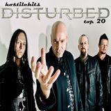 Hostile Hits - Disturbed Top 20