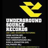 Raw Underground - ADE 2014 Ear Warmer