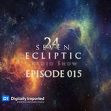 Seven24 - Ecliptic Episode 015 (Chillout & Ambient Radio Show)