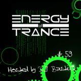 EoTrance #59 - Energy of Trance - hosted by DJ BastiQ