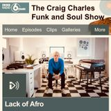 """Lack of Afro - """"Trunk of Funk"""" Mix for The Craig Charles Funk & Soul Show, BBC 6 Music, June 2018"""
