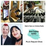 Vitalize Radio - Anything Goes Radio Show (30th May 2018)