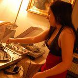 Live mixing at Malmaison Edinburgh...