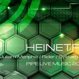 Heinetran 2018 DJ Wade Live Set in Pipe music live house