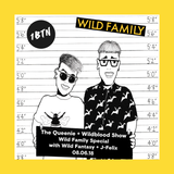 The Queenie + Wildblood Show Wild Family Special on 1BTN 080618