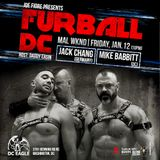Furball DC - DJ Jack Chang Preview Mix MAL Weekend 1/12/18 DC Eagle