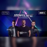 2018.01.13. - NIGHTLIFE Mesterhármas - Pletycafesec, Tata - Saturday