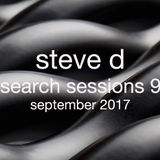 Steve D - Research Sessions 9.0 (September 2017)