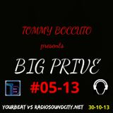 BIG PRIVE' #05 DJ SET TOMMY BOCCUTO 30-12-13