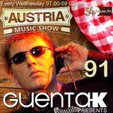 Austria Music Show 91 (Week Halftime) mit Guenta K