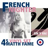 "French Nighter #1 | 7"" vinyl 