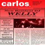Live at Carlos II - 28th March 1993 (Feat DJ Craig C & The JFMC)
