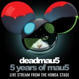 Deadmau5 - Live @ Five Years Of Mau5, Knockdown Center (New York, USA) - 10.11.2014