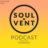 SVR Podcast: Episode 3 (hosted by Monika - Summer Soul 2018 special)