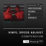 Vinyl Speed Adjust presents Compendium #001 (Underground Sounds Of Romania)