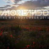 Morlando - The Mix - November 2018