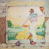 אלבום לאי בודד - Elton John - Goodbye Yellow Brick Road
