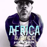 Africa Dance a mix by 'frei Speech aka 'freizZe