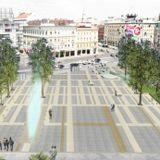 A Blaha Lujza tér tervei és Március 15-e