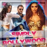 Simply Bollywood 2018 - Volume 1 - DJ DAL