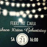 HOUSE-SET@DARIAs 30th BiRTHDAY ( mixed by Rudolf Schmidt )