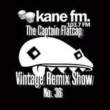KFMP: Vintage Remix Show - Show 36 -01-05-2015