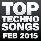 Top Techno Songs February 2015