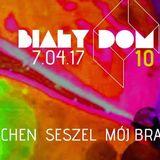 Bombchen - Biały Dom 010 dj-set 2017.04.07
