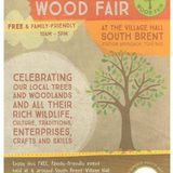 Refugee Support, Author Tony Rea & South Brent Wood Fair