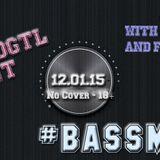 DJ BASSik Live at #BASSMondays inside Mastas Lounge (12.JAN.2015)