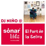 Dj Niño @ Sónar Kids 2013