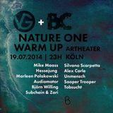 Silvano Scarpetta - B.C. Meets Vollgaaas - N1 WarmUp @ Artheater 19.07.2014