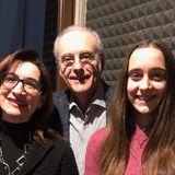 Voci in scena con lo storico a utore e scrittore Domenico Borsella. 05/02/19