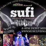 RJ IQRA with SUfi's band  ...... musiclivefm