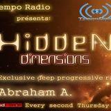 Hidden Dimensions 005 (Tempo Radio - Red Stream)