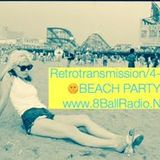 RETROTRANSMISSION BEACH PARTY