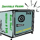 "Kind Vault # 343 ""Clover Memories"" INVISIBLE FRIEND (studio 3 table mix) Kind Recordings"