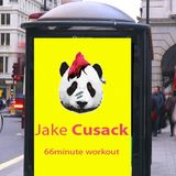 Jake Cusack - 66 minute workout