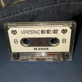Uprising  Dj M-Zone 01/02/2002 7th birthday