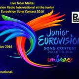 Radio International Junior Eurovision Song Contest 2016 Preview Show (with Interviews) (2016-11-20)