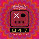 """AGO 08 """"Autómata X"""" 047 Acid Edition"""