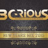 B C-Rious - New Years Mix 2015