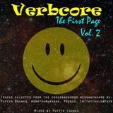 Verbcore - The First Page - Vol. 2