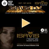 The IsaVis records show on Ibiza Live Radio! Scent Of Deep 2 by IsaVis DJ - 2016 Oct. 1st